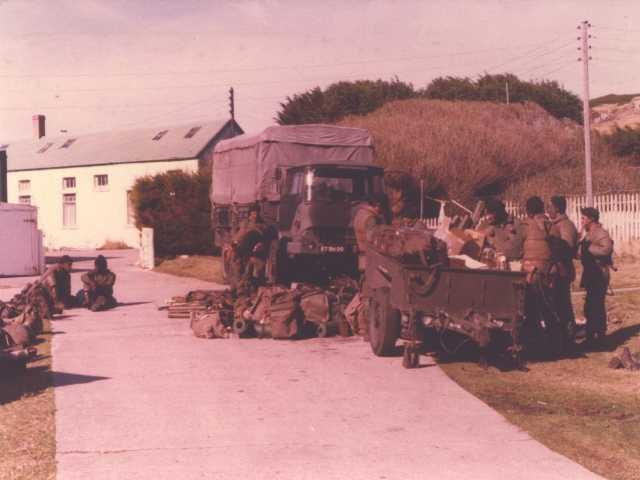 Galería de Imágenes de Malvinas 1982 (Mega Post)