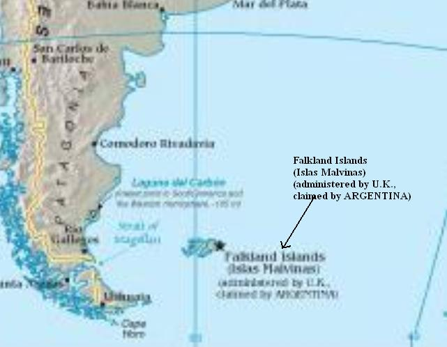 islas falkland