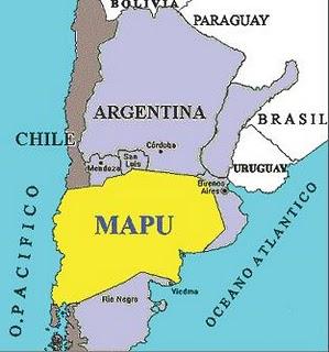 El Estado Mapuche: la maniobra británica...